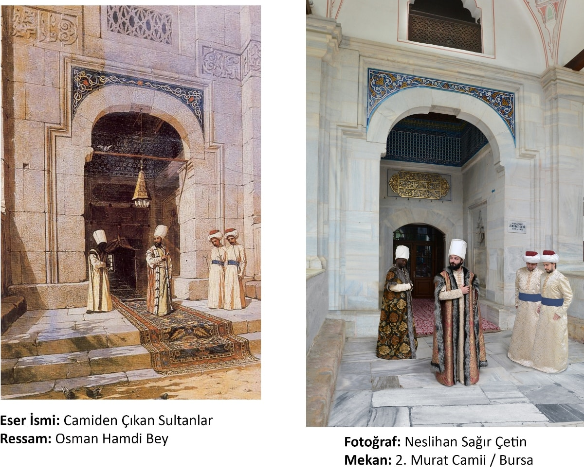 Camiden Çıkan Sultanlar - Osman Hamdi Bey fotoğraf neslihan sağır çetin