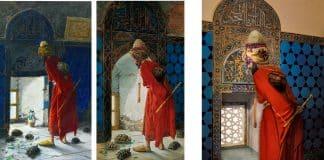 Osman Hamdi Bey tabloları fotoğraf ile canlandı: Resm-i Mekan projesi neslihan sağır çetin