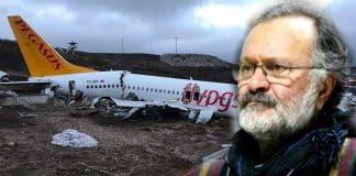 Pegasus, CNN Türk te kazayı yorumlayan pilot Bahadır Altan işten çıkardı!
