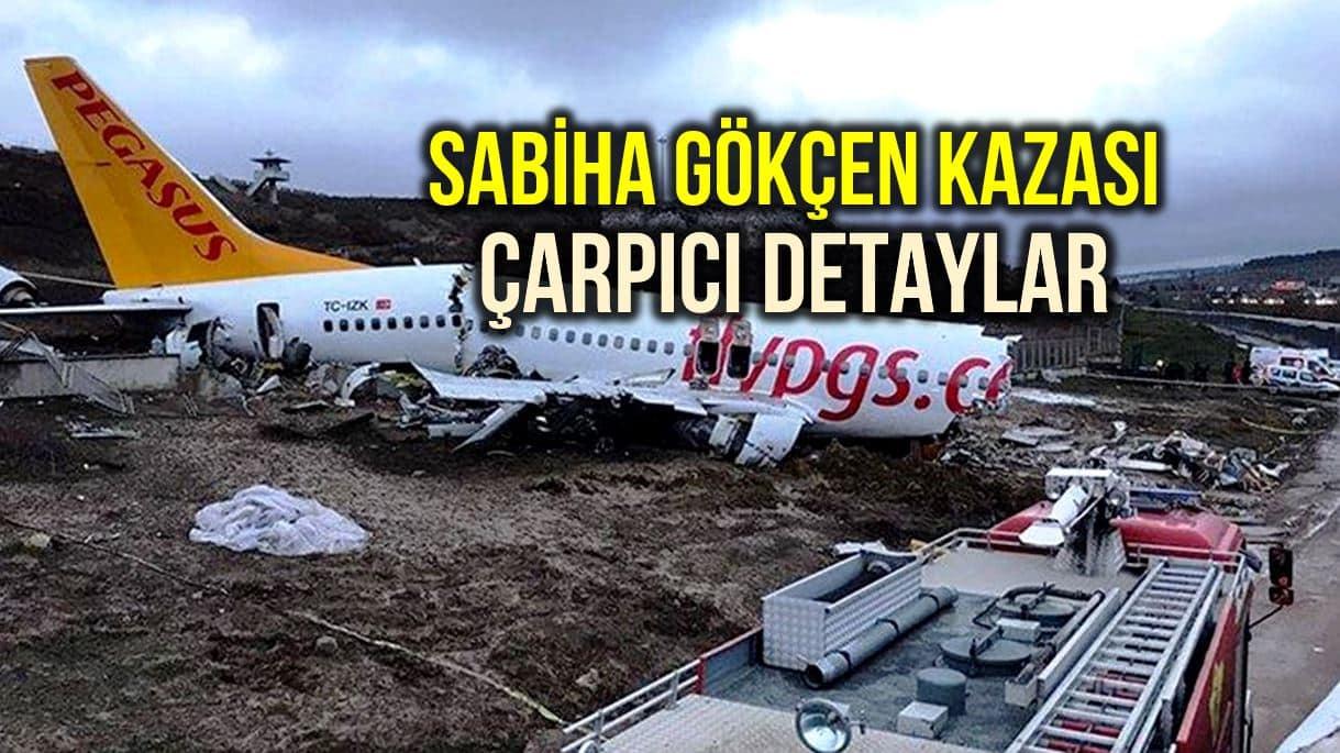 Pegasus kazası ile ilgili çarpıcı detaylar ortaya çıktı!