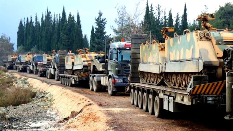 Rusya: Türkiye nin asker sevkiyatı durumu daha da kötüleştiriyor