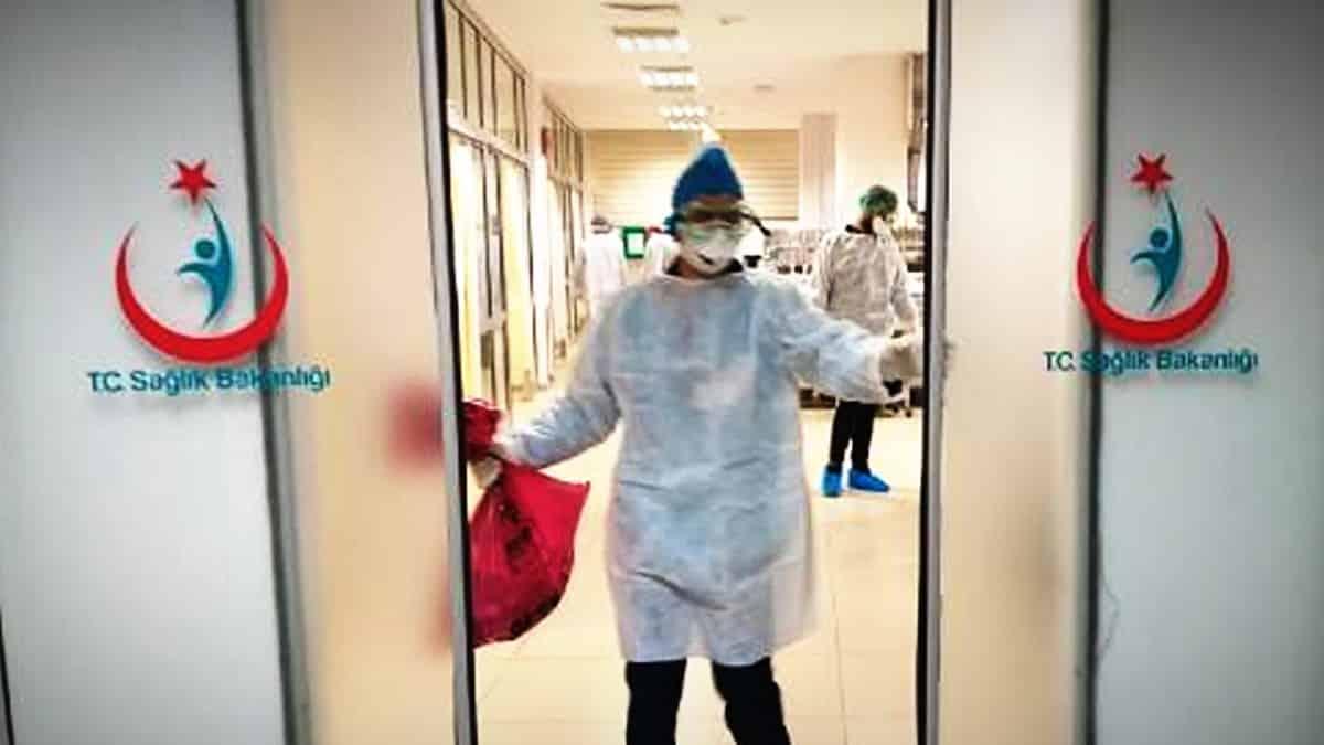Sağlık Bakanlığı göçmenlere yönelik coronavirüs önlemleri