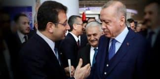 Seçim anketi: Ekrem İmamoğlu nun oy oranı, Erdoğan ı geçiyor!