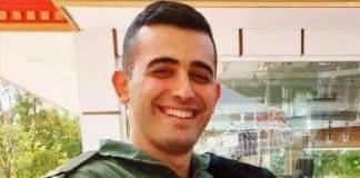 Şehit teğmen Ali Emre Fırıncıoğlu'nun son görüntüleri yürek burktu