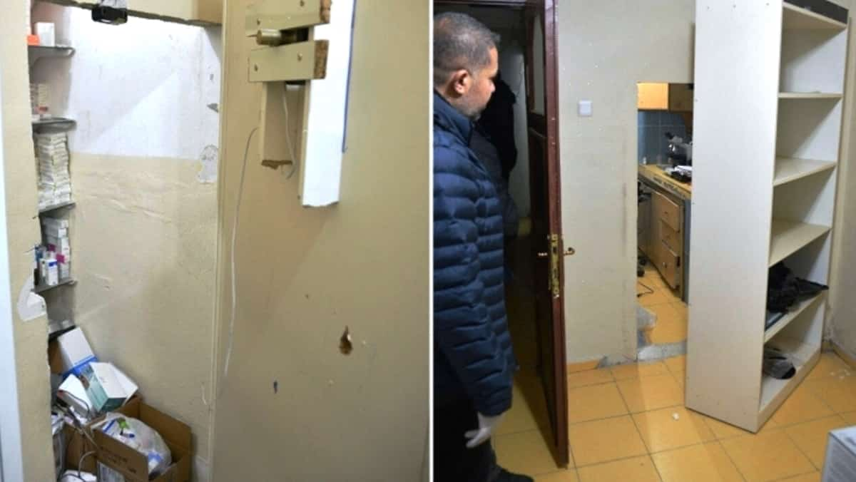 Suriyeliler, Adana da kaçak hastane kurmuş!