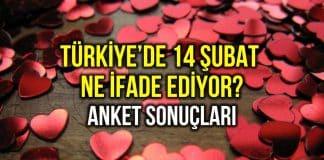 Metropoll anketi: Türkiye de 14 Şubat ne ifade ediyor?