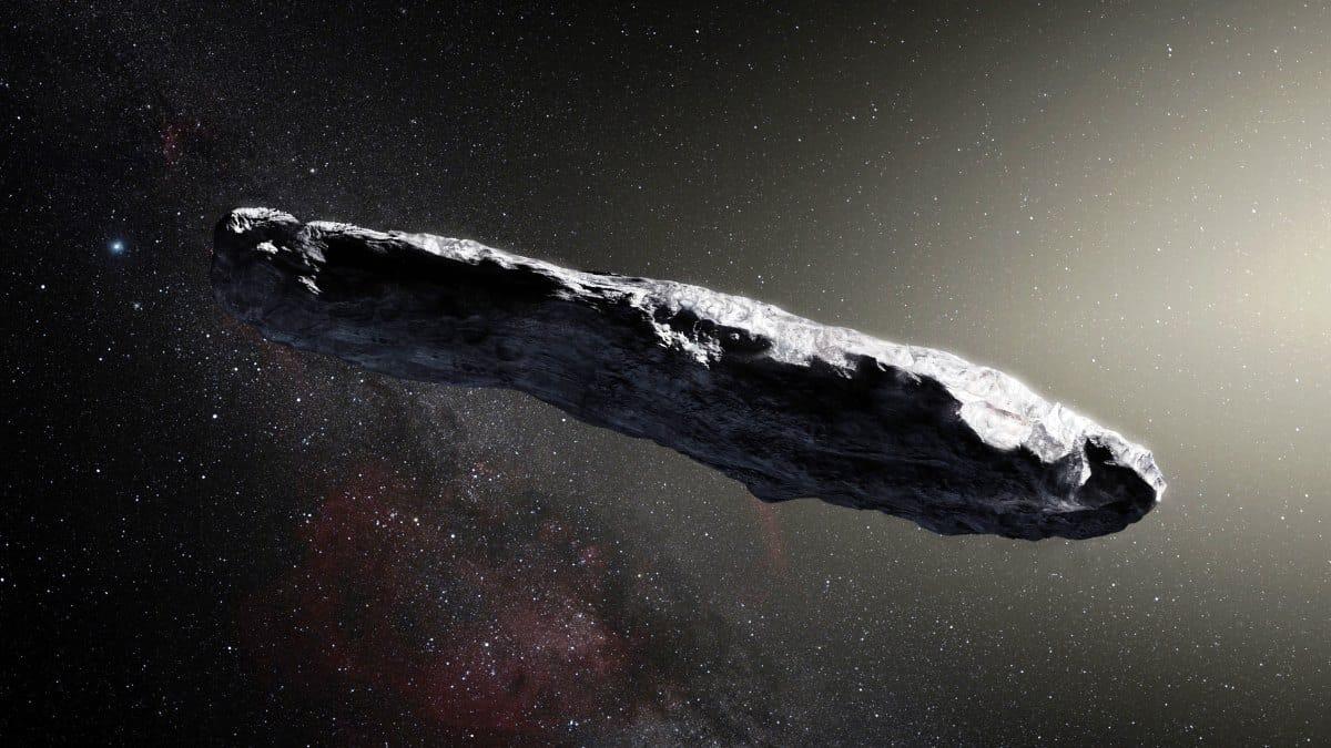 Bilim insanlarına göre uzaylılar zaten burada ama onları fark etmiyoruz oumuamua nedir