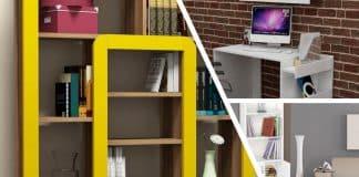 2020 Mobilya Trendleri masa çalışma masası kitaplık fiyatları