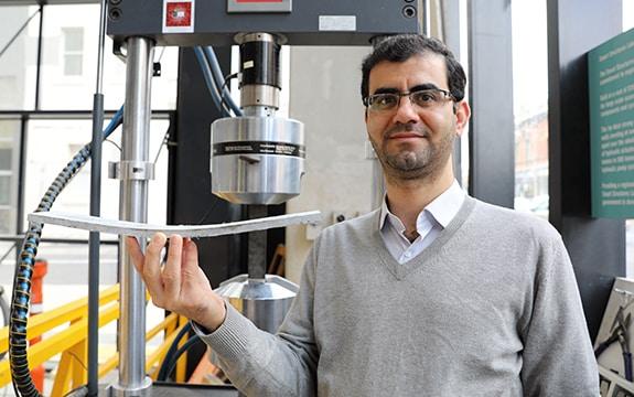 Dr. Behzad Nematollahi