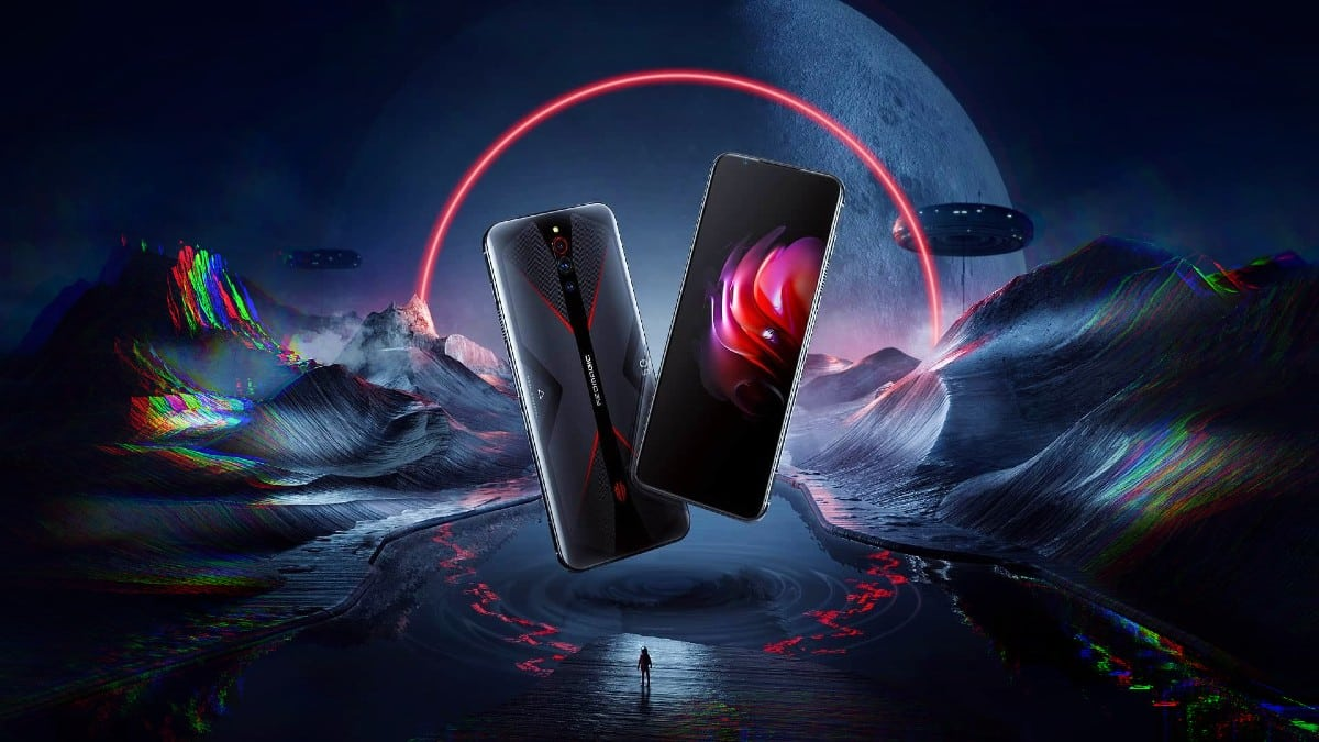 Nubia Red Magic 5G: Mobil oyun tutkuları için yeni akıllı telefon