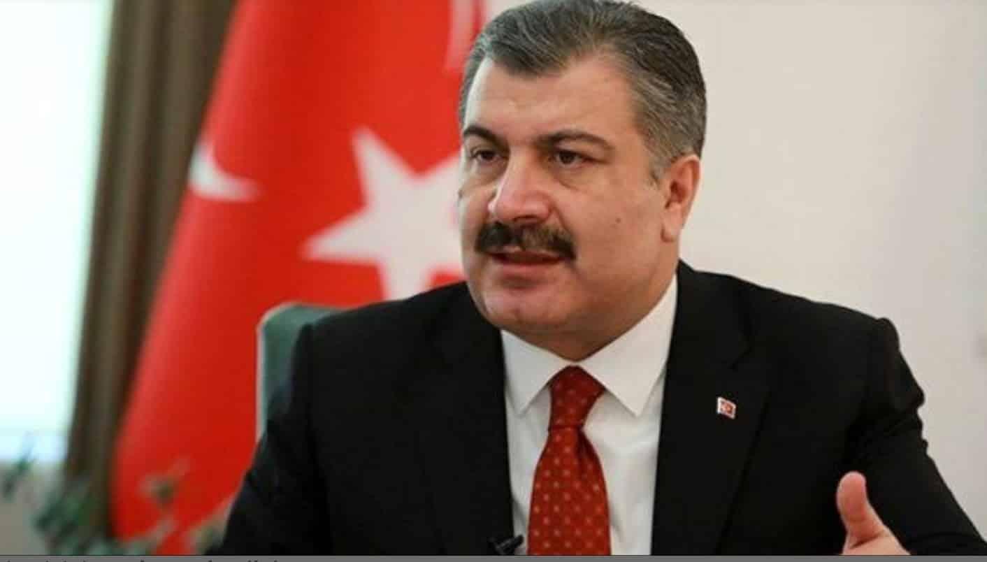 Sağlık Bakanı Fahrettin Koca: Pozitif çıkan yeni vakalarımız var