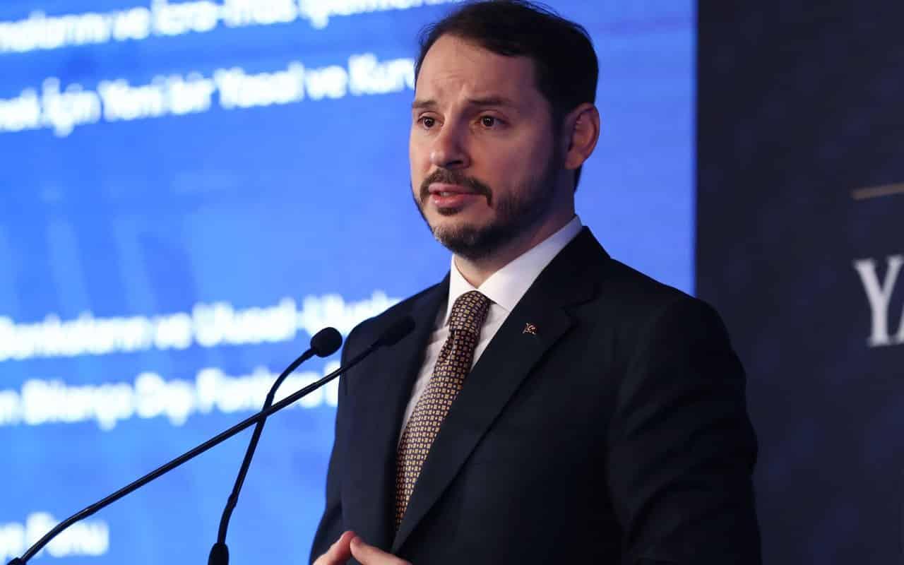 Berat Albayrak: Atılacak adımlar Cumhurbaşkanı Erdoğan tarafından açıklanacak