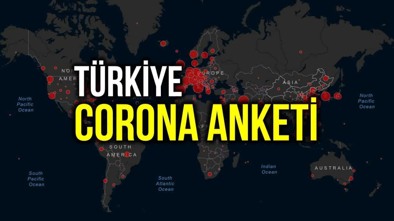Anket: Corona virüsü ile ilgili hangi önlemleri aldınız?