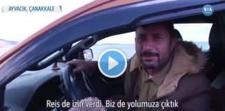avrupanın yarısını ben gönderdim göçmen insan kaçakçısı özcan karlı video