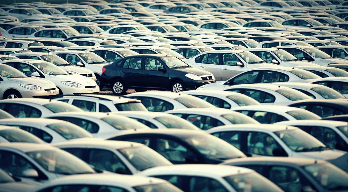 Corona salgını nedeniyle otomobil satışları durma noktasına geldi!