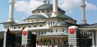 Diyanet: Türkiye de sadece Beştepe de cuma namazı kılınacak