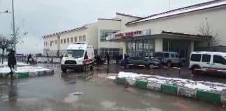 Doğubayazıt Gümrük Müdürlüğü aracına roketli saldırı