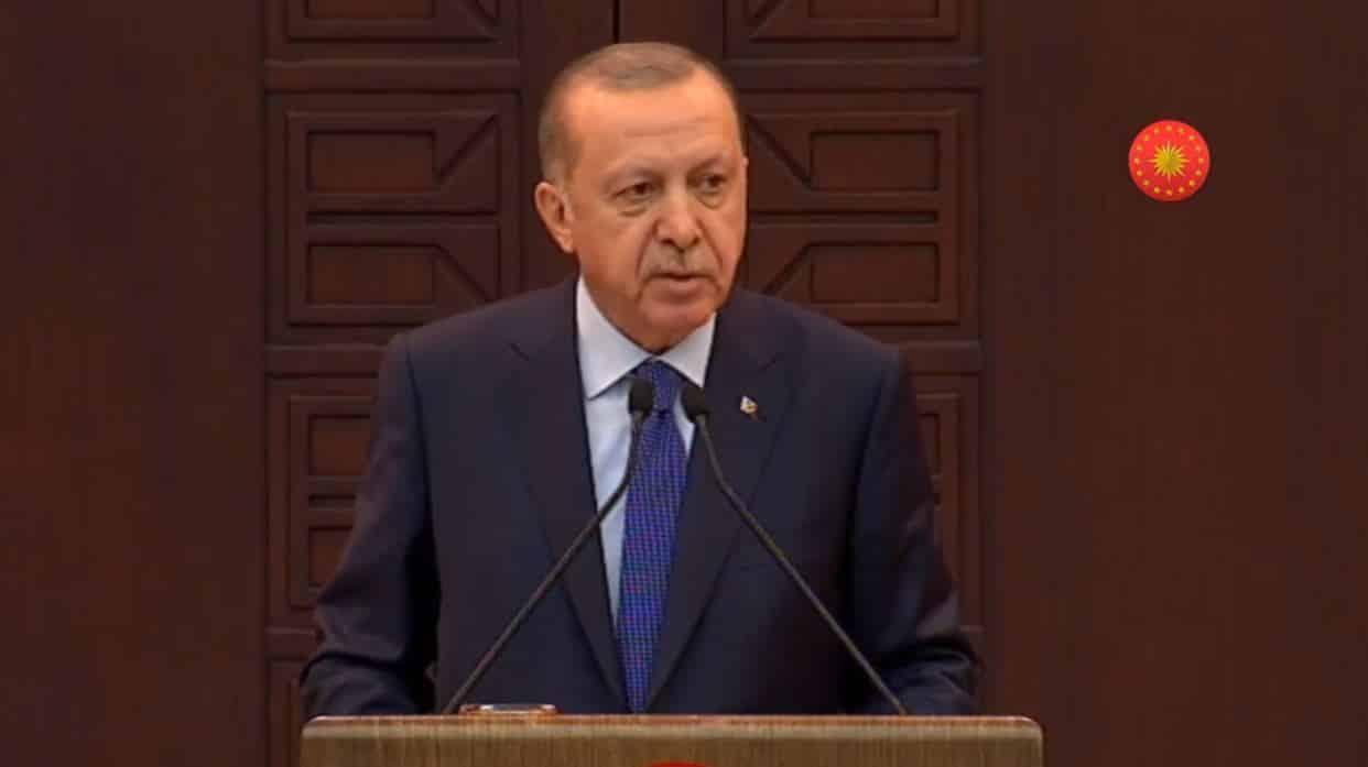 Erdoğan corona tedbirlerini açıklıyor: İşte ekonomi kararları!