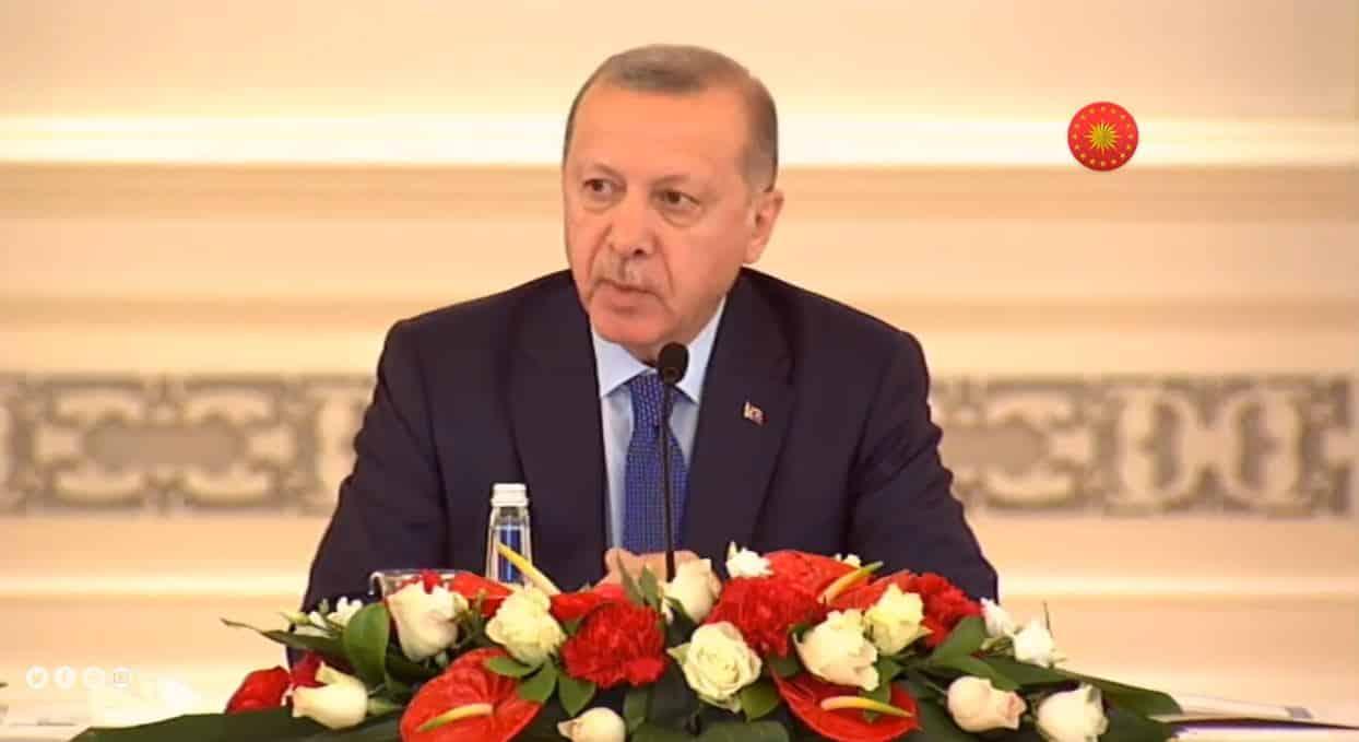 Erdoğan: Covid-19 salgınının ciddi ekonomik sonuçları olacaktır