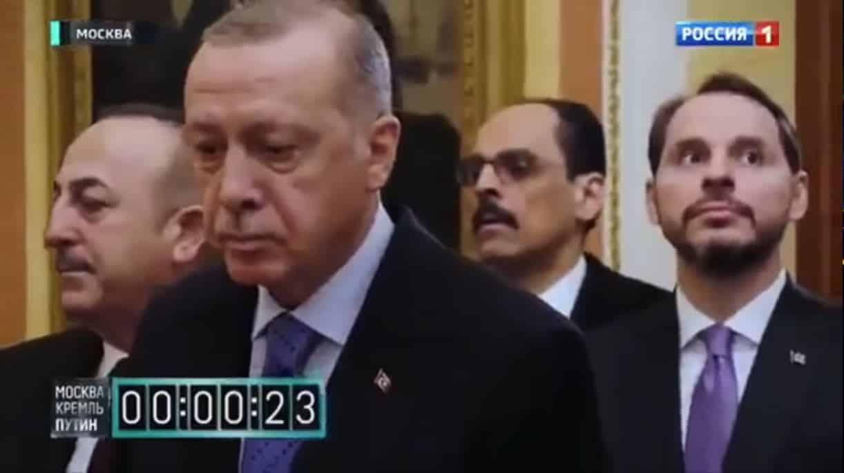 Erdoğan dan bekletilme görüntüleriyle ilgili açıklama rusya moskova putin berat albayrak mevlüt çavuşoğlu hulusi akar ibrahim kalın