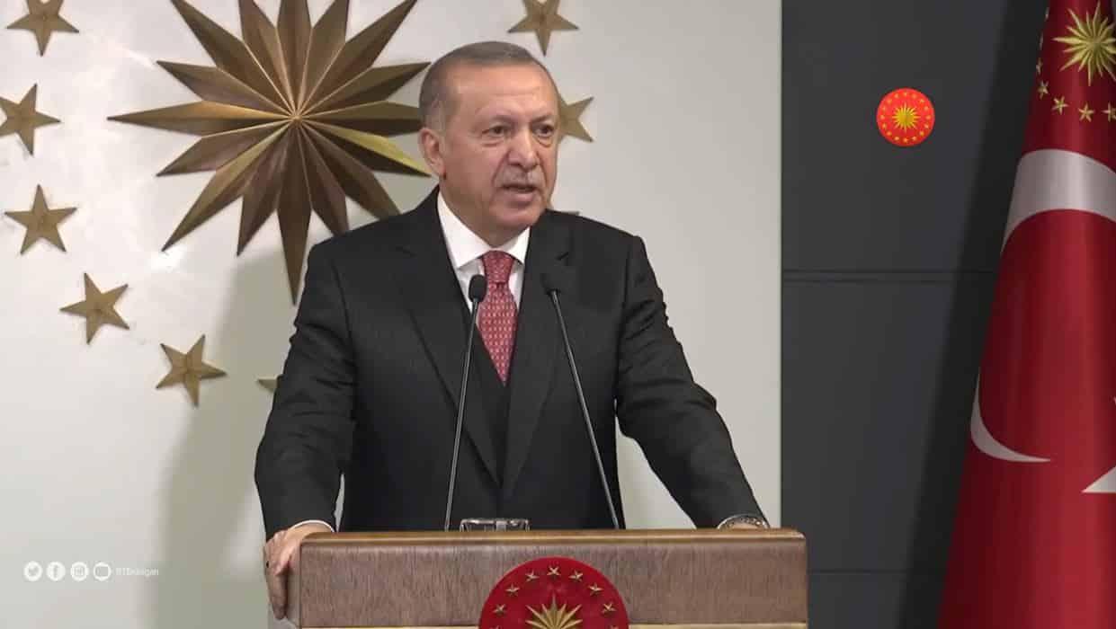 Normalleşme planı: Cumhurbaşkanı Erdoğan alınan kararları açıkladı