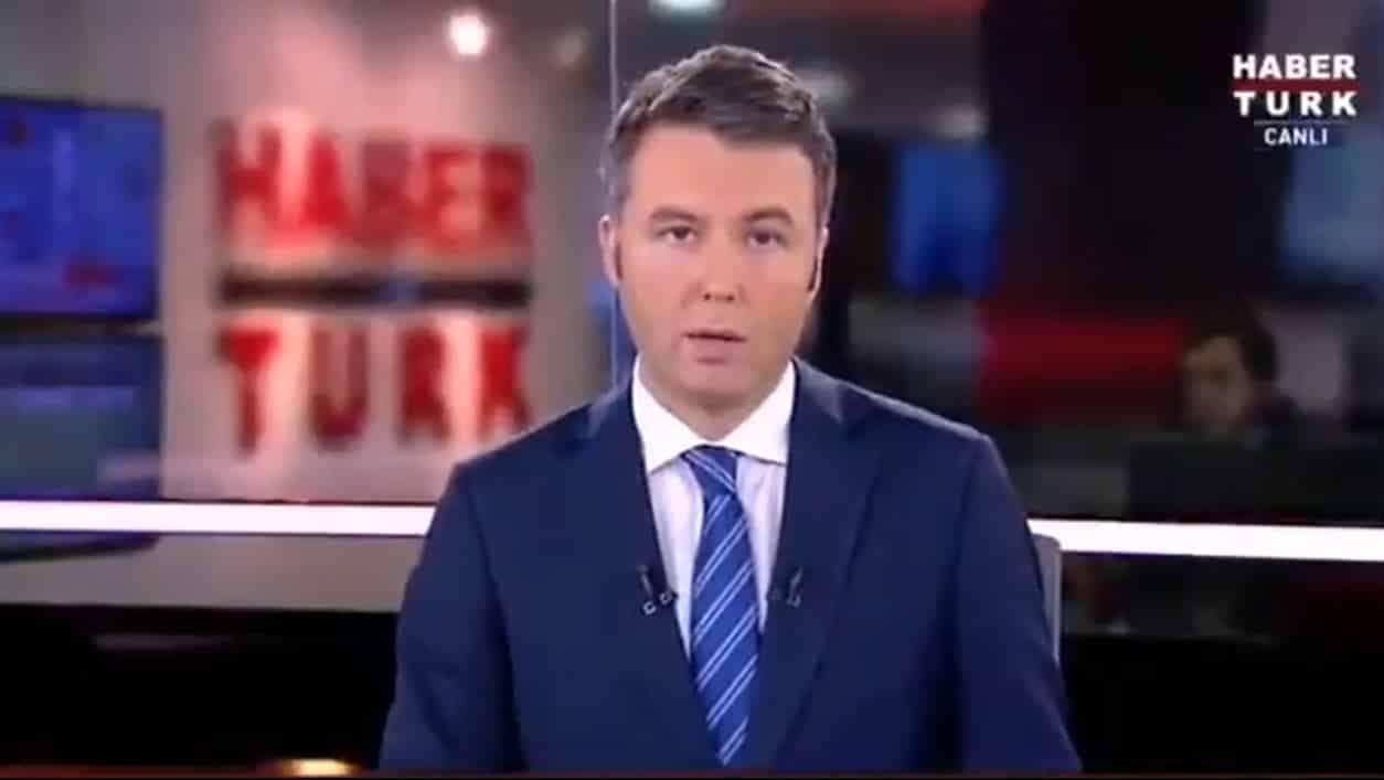 Habertürk sunucusu CORONA salgın için devlete çağrı yapan CHP yi eleştirdi!