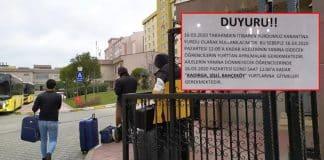İstanbul'da corona hazırlığı: İki öğrenci yurdu boşaltılıyor!
