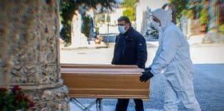 İtalya da corona nedeniyle ölü sayısı 1 günde 475 kişi artarak 2978 oldu!