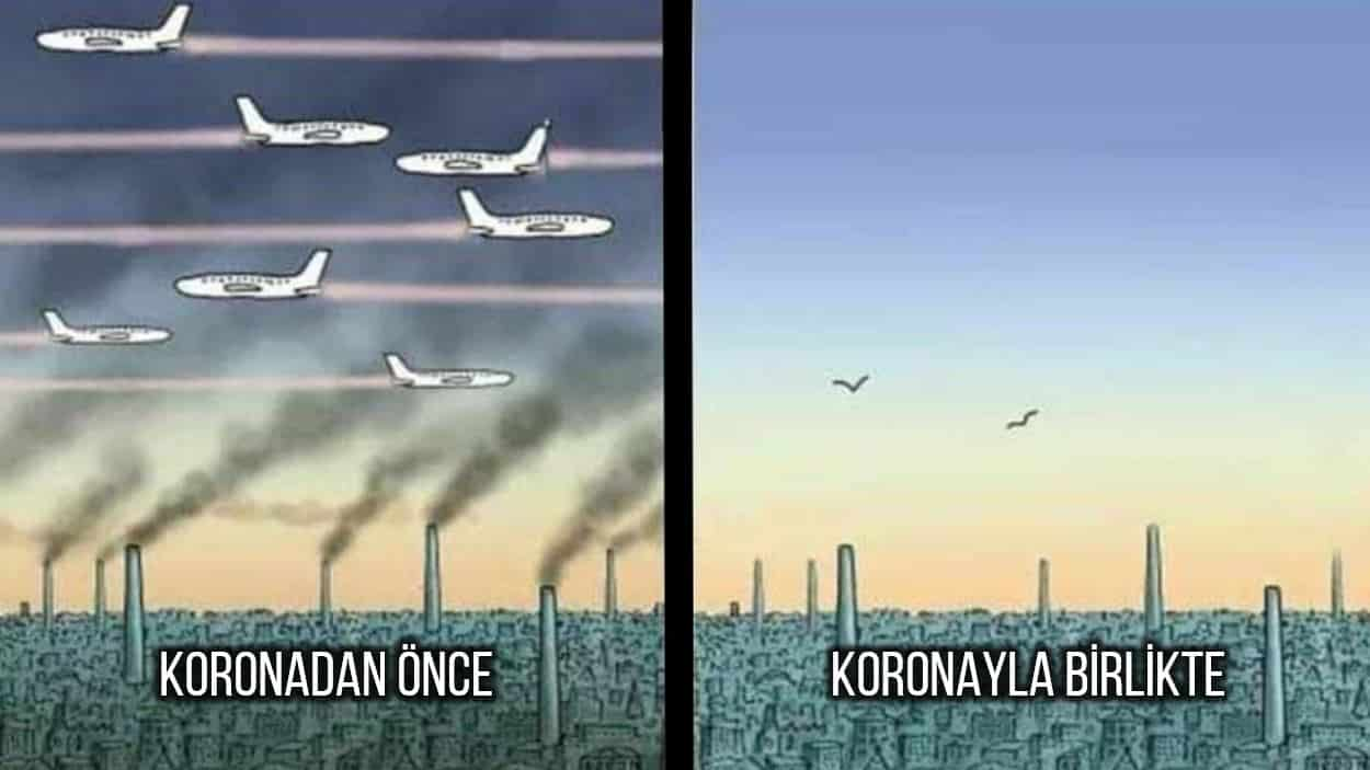 Korona sonrası başka bir Dünya düzeni ütopyası