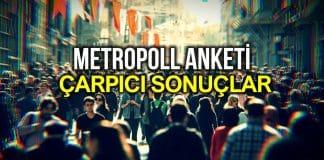 Metropoll anket: Toplumun yüzde 57'sinin giderleri, gelirlerinden fazla