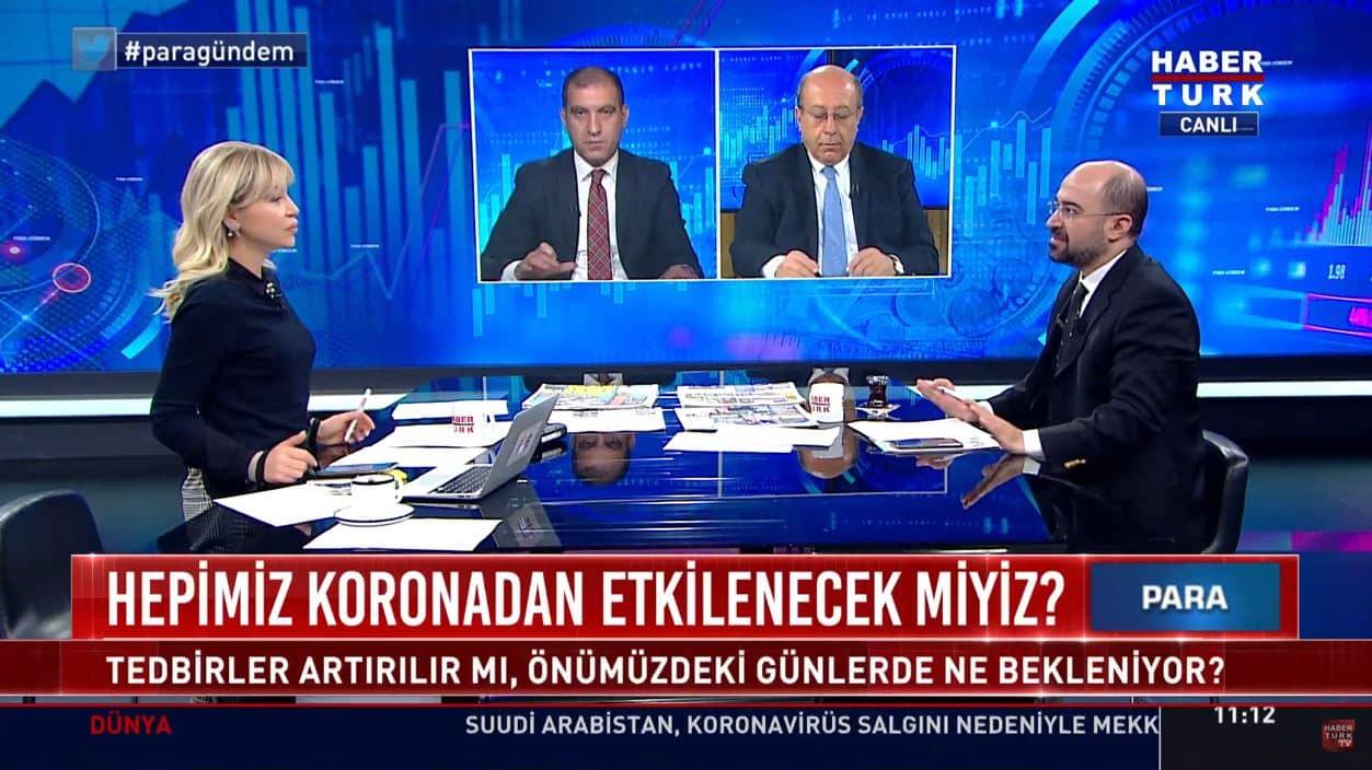 prof dr muhammet emin akkoyunlu Tahmini vaka sayısında 145 bin haber türk canlı yayın video