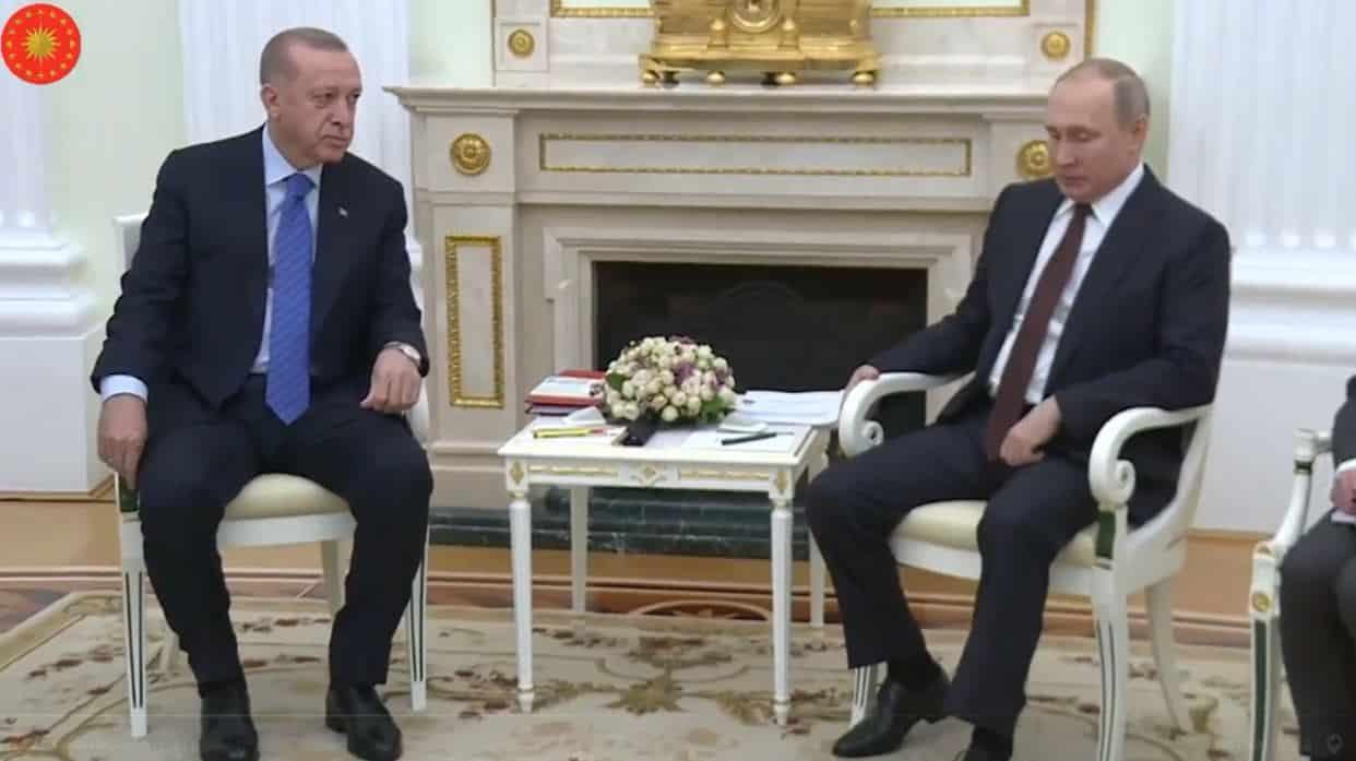Putin: Kimse Türk askerlerinin orada olduğunu bilmiyordu