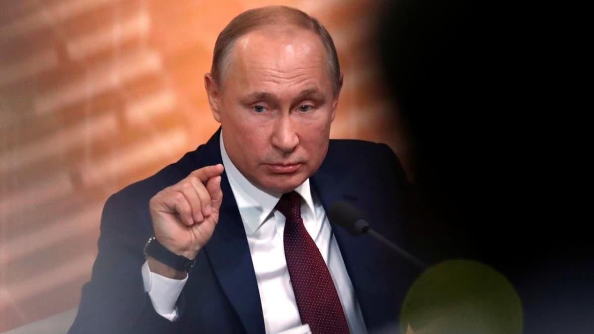 Putin: Kimseyle savaşa girmeye niyetimiz yok