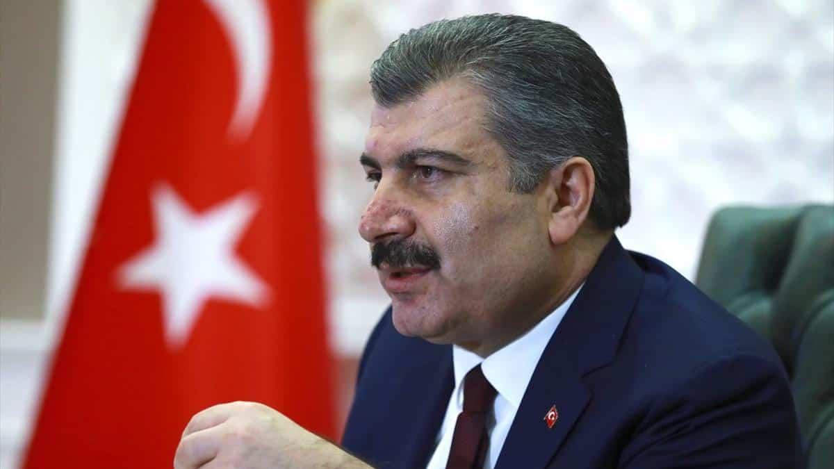 Sağlık Bakanı Fahrettin Koca: Corona virüsü vaka sayısı 5 e yükseldi!
