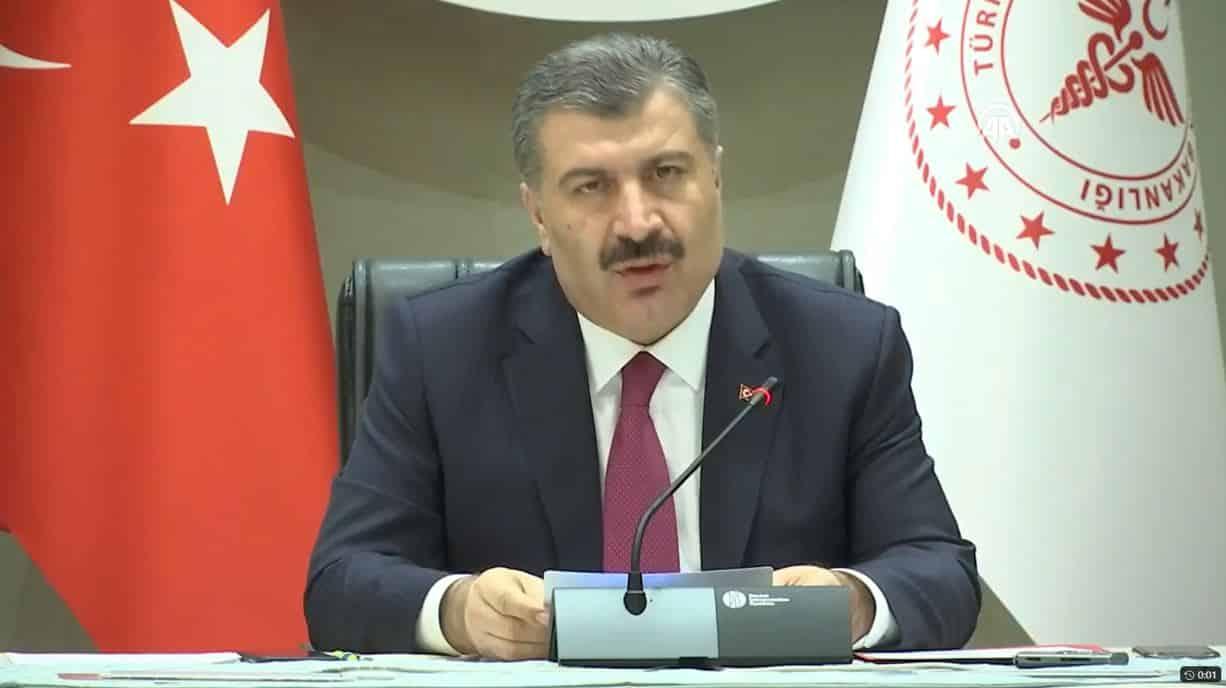 Sağlık Bakanı Koca: Herkes kendi OHAL ilan edebilir; illa devletin ilan etmesi gerekmiyor