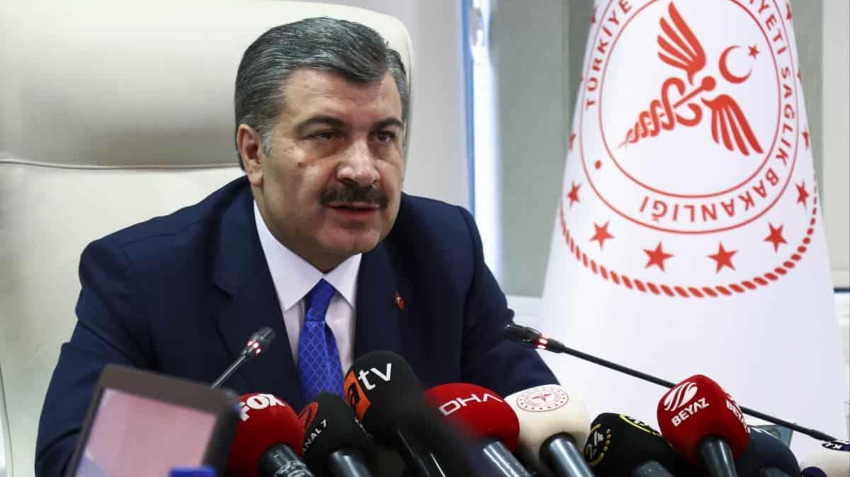 Sağlık Bakanı Fahrettin Koca koronavirüs açıklaması: Türkiye de olma ihtimali çok yüksek