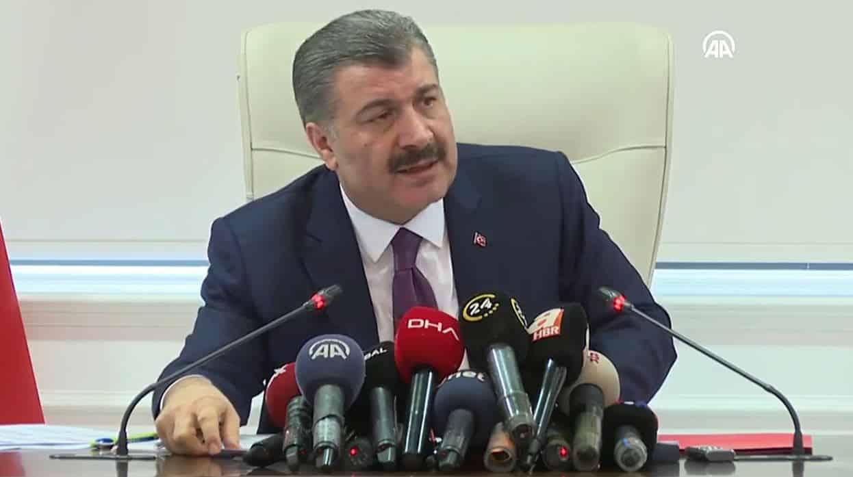 Sağlık Bakanı frahrettin koca: Vatandaşlarımız zorunlu olmadıkça yurt dışına çıkmasın