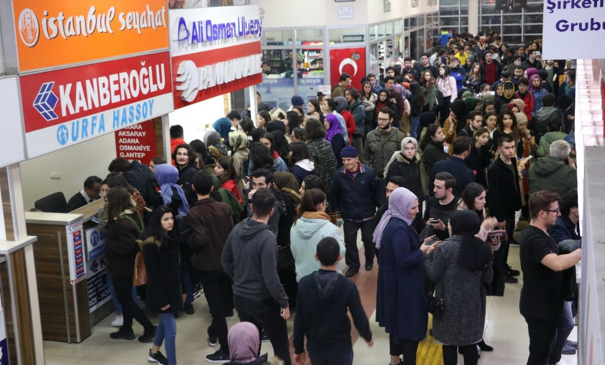 Zonguldak Otogarı