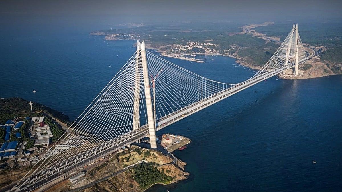 2 gün araç geçmeyen köprülere ödenecek garanti bedeli, SMS ile bağış miktarını geçti!