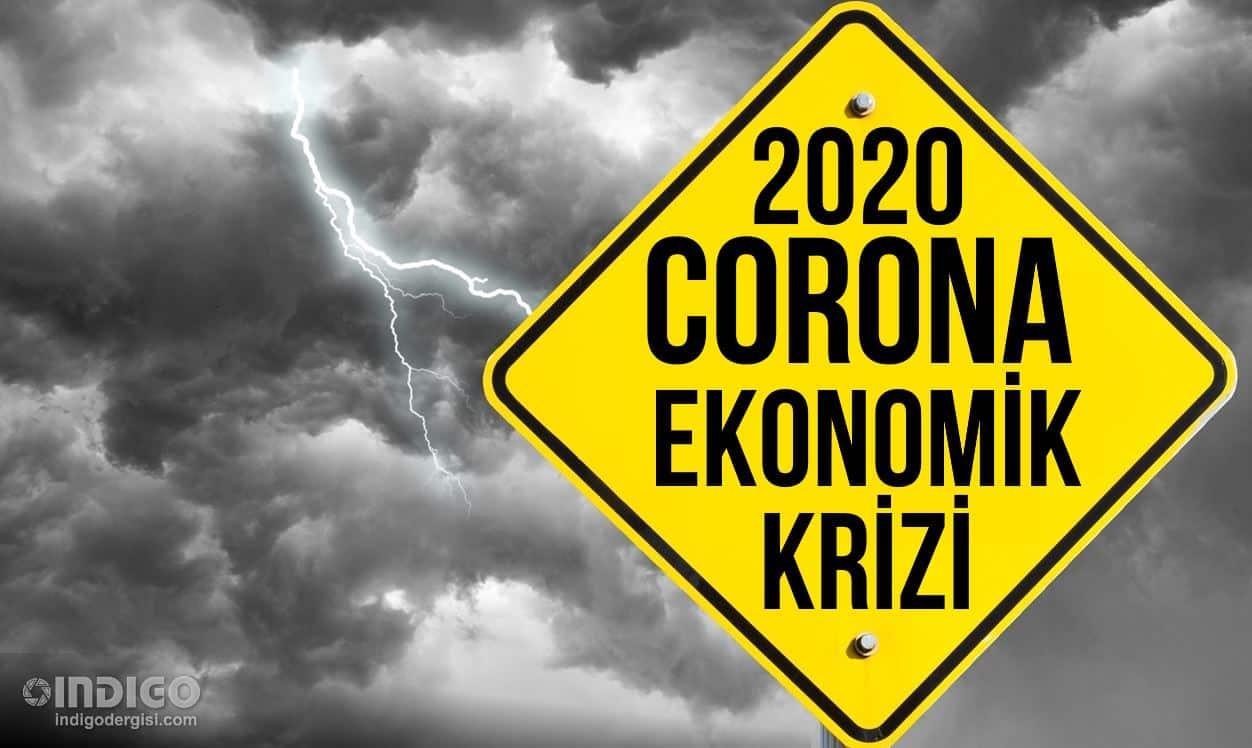 Corona ekonomik krizi 2020: Koronavirüs'ün ekonomik boyutları ne olacak? prof. dr. dilek teker