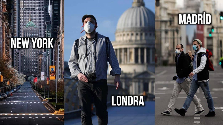 ABD, İngiltere, İspanya kabusu yaşıyor: Corona virüsü ölüm sayıları artıyor!