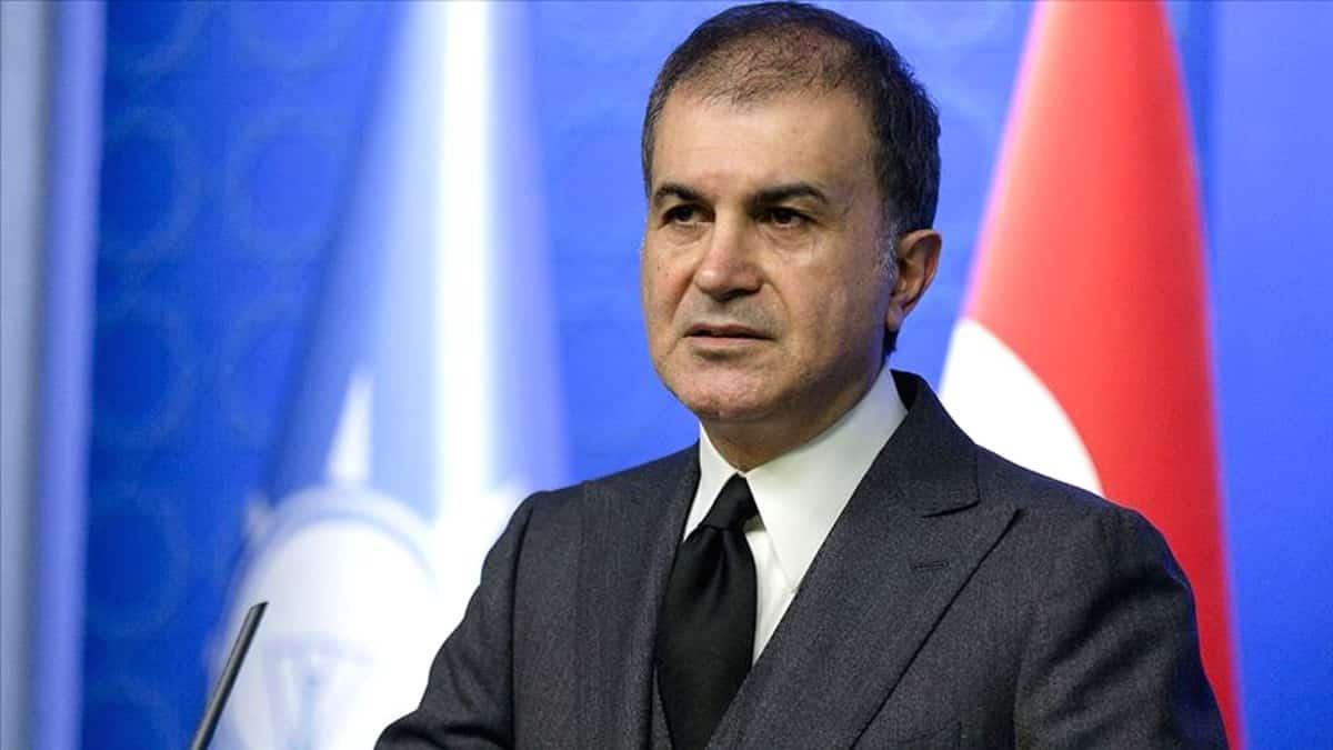 AKP Sözcüsü Ömer Çelik: Virüs salgınıyla uğraşırken siyasi hastalık üretmeye ara vermeyenler olması üzücüdür