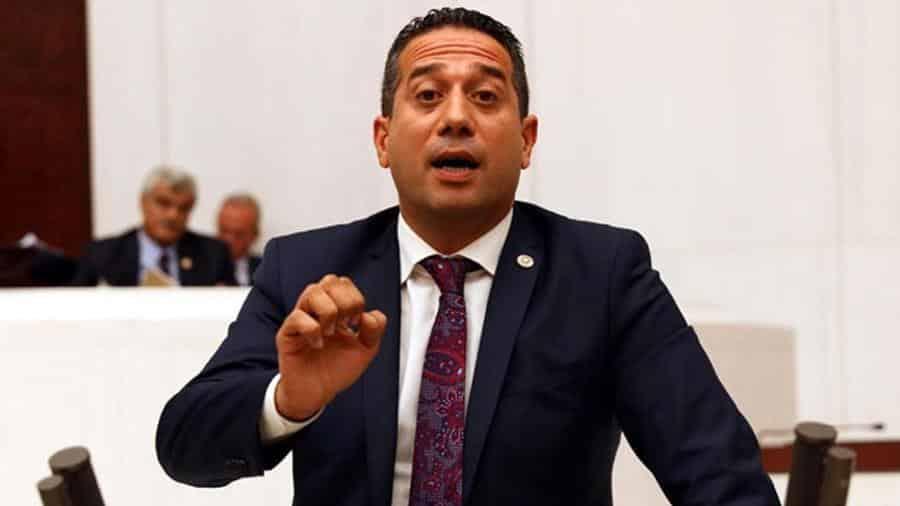 CHP Mersin Milletvekili Ali Mahir Başarır