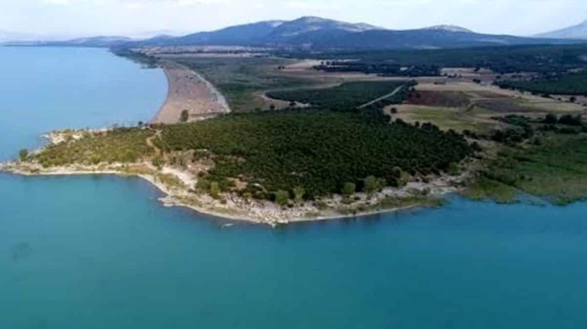 beyşehir gölü imar