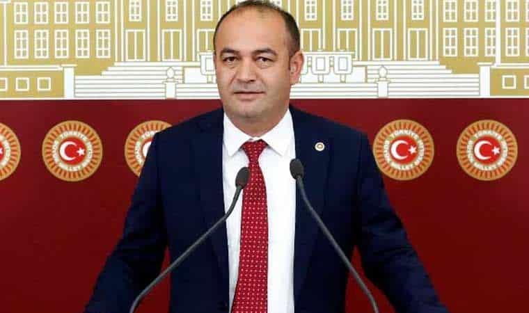 CHP İstanbul Milletvekili Özgür Karabat