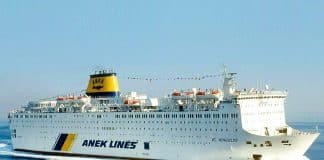 el venizelos cruise gemisi karantina 160 türk yunanistan