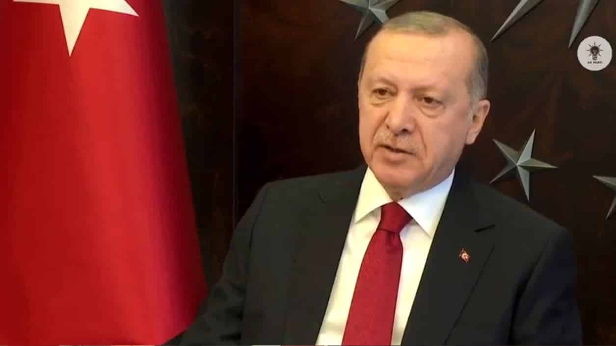 Erdoğan dan bağış açıklaması: Devlet içinde devlet olmanın anlamı yoktur