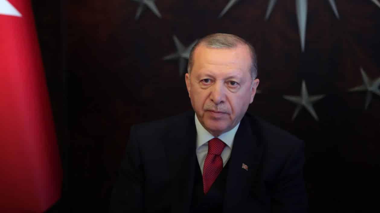 Erdoğan: Ülkemizin bu hastalıklı zihniyetten kurtulmasını en az covid virüsünden kurtulması kadar önemli görüyorum