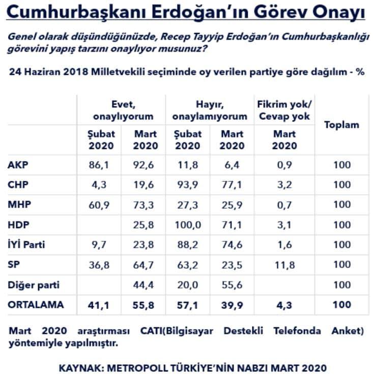 cumhurbaşkanı erdoğan görev onayı