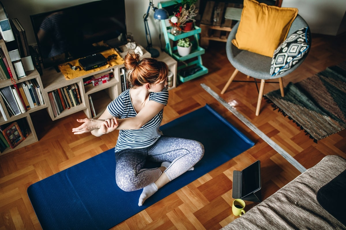 Evde yapılabilecek egzersizler: Evde egzersiz yapmak bize ne sağlar?